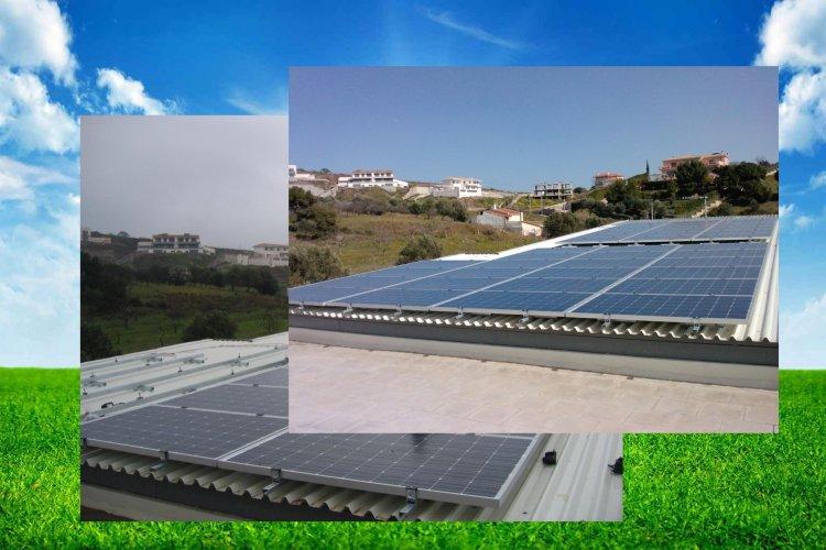 Εγκατάσταση Φωτοβολταϊκώv σε στέγη – Κορωπί Αττικής – 10kWp